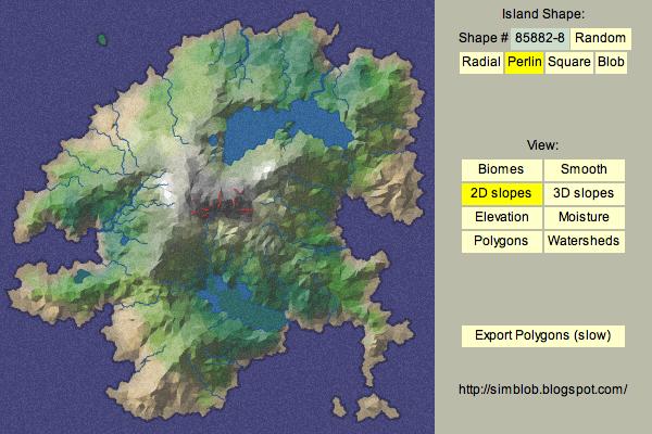 Polygonal map generation for games screenshot of mapgen2 demo gumiabroncs Gallery