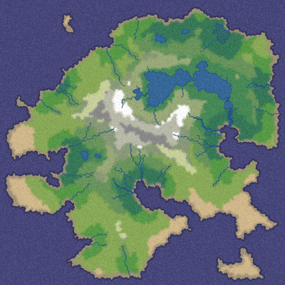 Blobs in Games: Polygon map generation, part 2