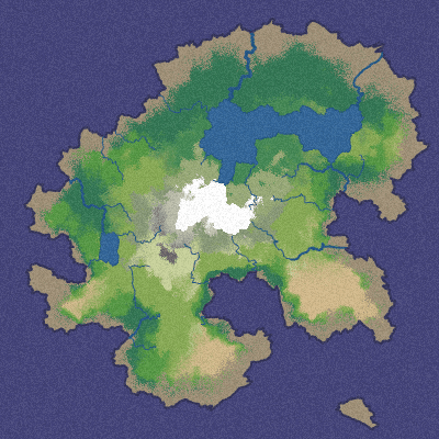 Goal of the map generation