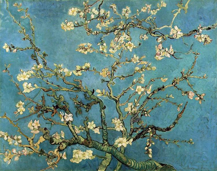 Van Gogh  Branches of ...